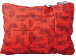 Подушка походная Thermarest Compress Pillow red M