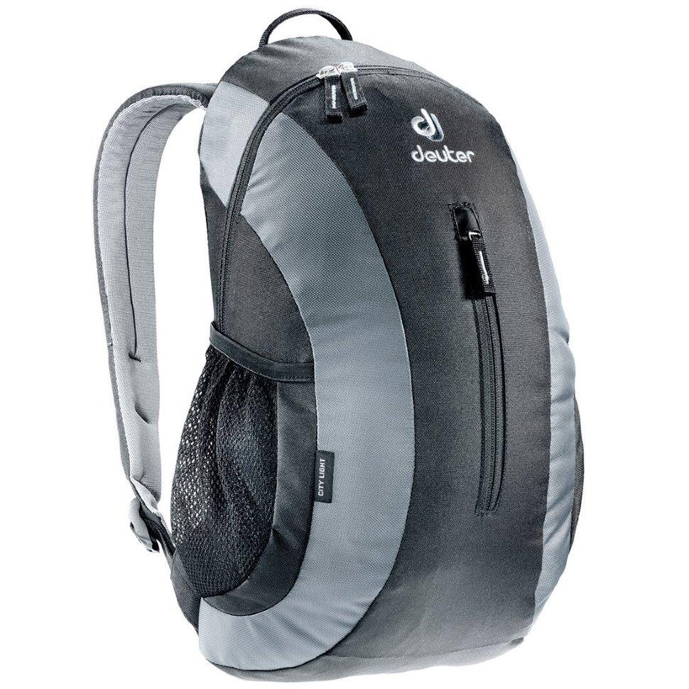 e90403150113 Городской рюкзак Deuter City Light black-titan купить в интернет ...